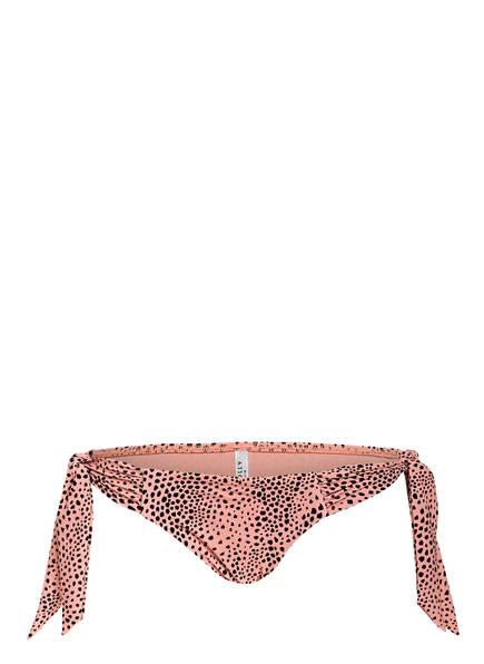 SEAFOLLY Bikini-Hose SAFARI SPOT , Farbe: ROSE/ SCHWARZ (Bild 1)