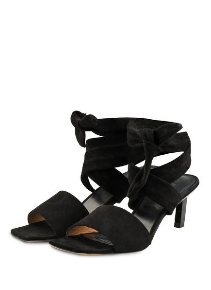 GANNI Sandaletten , Farbe: SCHWARZ (Bild 1)