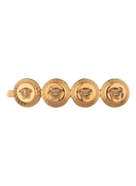 VERSACE Haarspange, Farbe: GOLD (Bild 1)