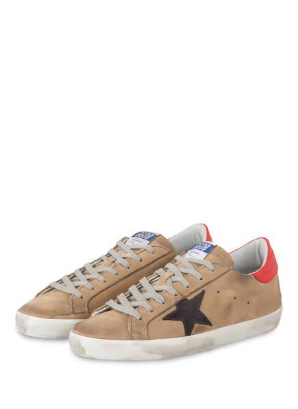 GOLDEN GOOSE DELUXE BRAND Sneaker SUPERSTAR , Farbe: BEIGE (Bild 1)