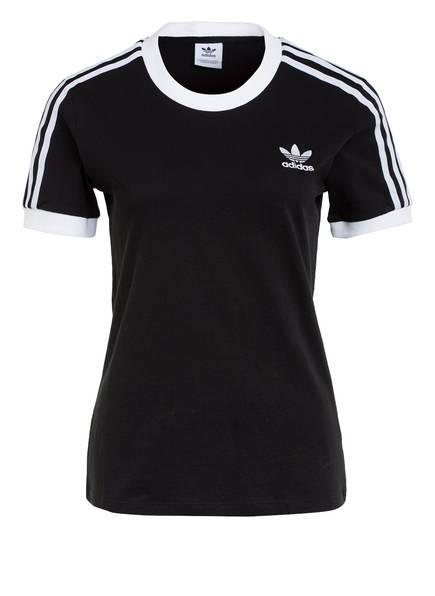 adidas Originals T-Shirt , Farbe: SCHWARZ/ WEISS (Bild 1)