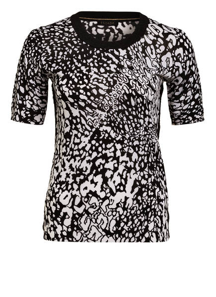 ESCADA Strickshirt , Farbe: CREME/ SCHWARZ (Bild 1)