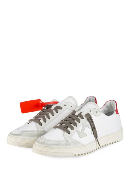 OFF-WHITE Sneaker 2.0, Farbe: WEISS (Bild 1)
