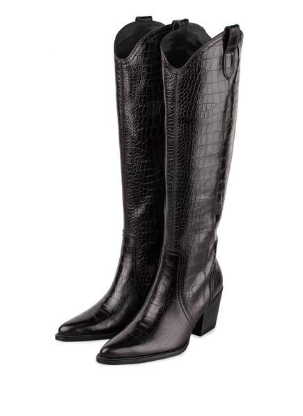 paul green Cowboy Boots, Farbe: SCHWARZ (Bild 1)