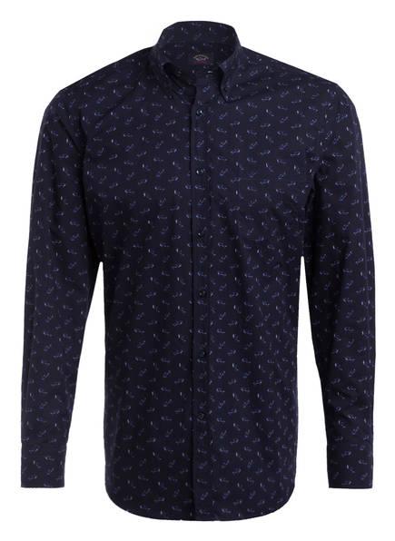 PAUL & SHARK Hemd Regular Fit, Farbe: DUNKELBLAU (Bild 1)