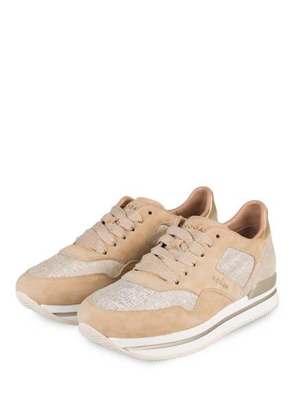 HOGAN Sneaker, Farbe: CAMEL (Bild 1)
