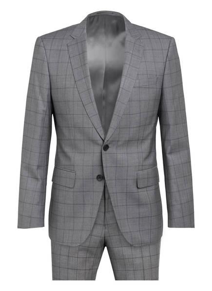 BOSS Anzug HUGE/GENIUS Slim Fit, Farbe: GRAU KARIERT (Bild 1)