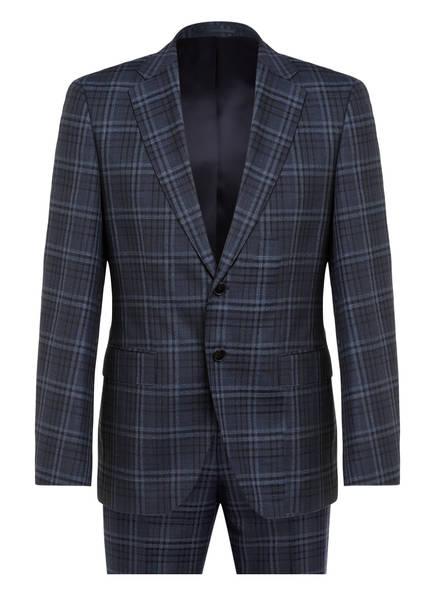 BOSS Anzug JECKSON/LENON Regular Fit, Farbe: DUNKELBLAU KARIERT (Bild 1)