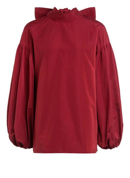 VALENTINO Blusenshirt mit Schluppe, Farbe: RED PERSIA (Bild 1)