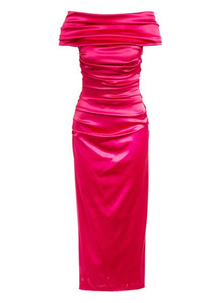 TALBOT RUNHOF Off-Shoulder-Kleid ROSSO14, Farbe: PINK (Bild 1)