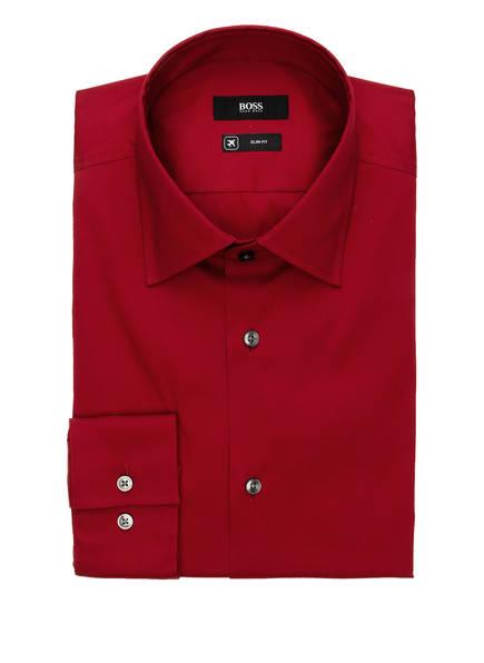 BOSS Hemd JANGO Slim Fit, Farbe: ROT (Bild 1)