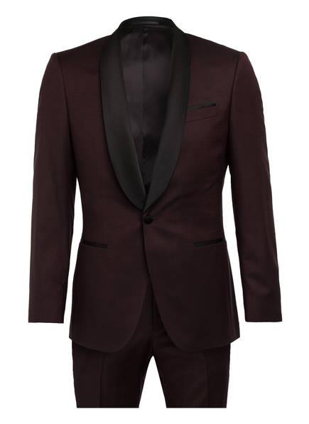 BOSS Smoking HENRY/GLOW Extra Slim Fit, Farbe: DUNKELROT (Bild 1)