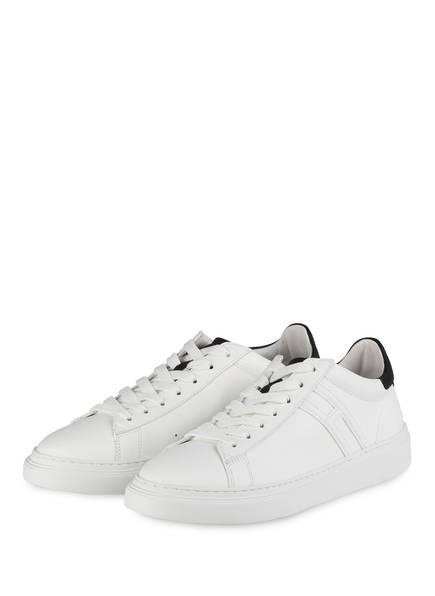 HOGAN Sneaker ALL BASSO, Farbe: WEISS (Bild 1)