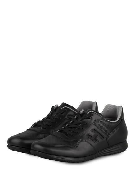 HOGAN Sneaker OLYMPIA X, Farbe: SCHWARZ (Bild 1)