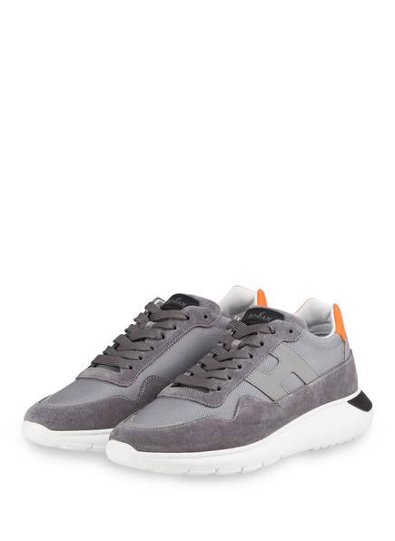 HOGAN Plateau-Sneaker INTERACTIVE³, Farbe: GRAU (Bild 1)