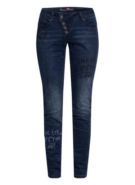 Buena Vista Jeans MALIBU Skinny Fit , Farbe: 4149 WORDING (Bild 1)