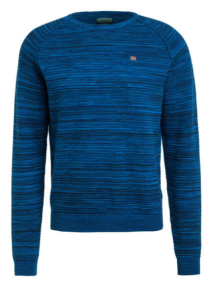 NAPAPIJRI Pullover DIR C, Farbe: BLAU (Bild 1)