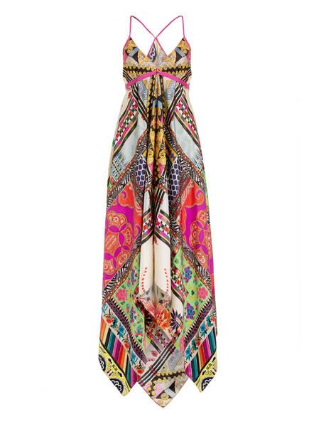 ETRO Strandkleid aus Seide, Farbe: PINK/ GRÜN/ ROT (Bild 1)