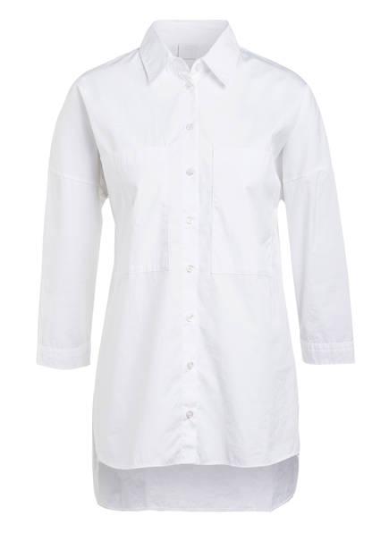 BOSS Hemdbluse COCOLA mit 3/4-Arm, Farbe: WEISS (Bild 1)