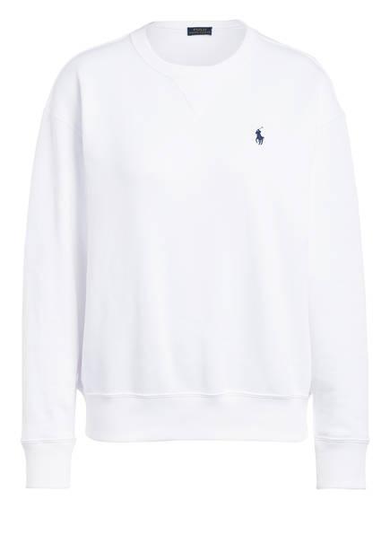 POLO RALPH LAUREN Sweatshirt , Farbe: WEISS (Bild 1)