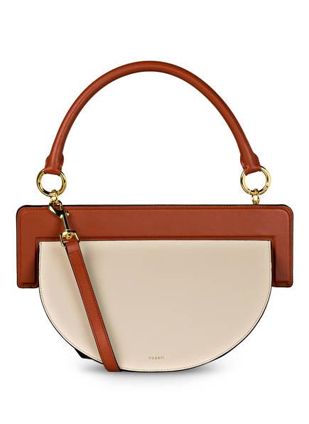 YUZEFI Handtasche MAUDE, Farbe: CREME/ BRAUN (Bild 1)