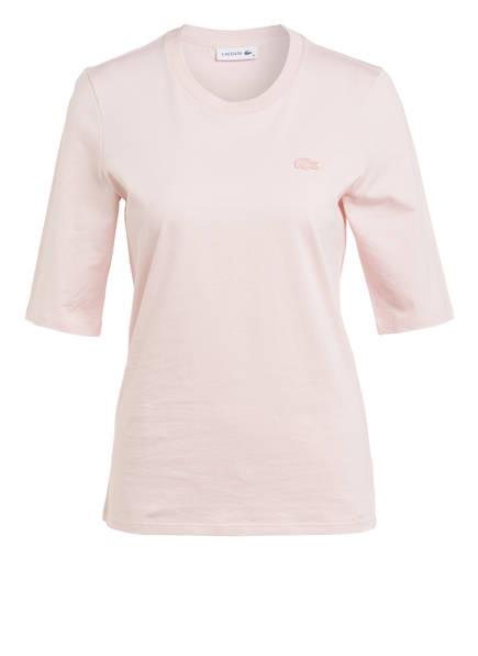 LACOSTE Shirt mit 3/4-Arm, Farbe: ROSE (Bild 1)