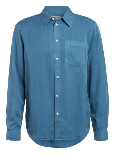Nudie Jeans Hemd CHUCK Regular Fit, Farbe: BLAU (Bild 1)