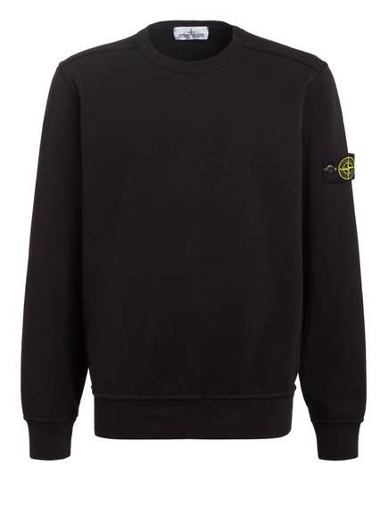 STONE ISLAND JUNIOR Sweatshirt , Farbe: SCHWARZ (Bild 1)