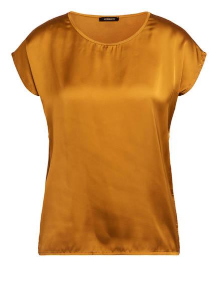MORE & MORE Blusenshirt, Farbe: DUNKELGELB (Bild 1)