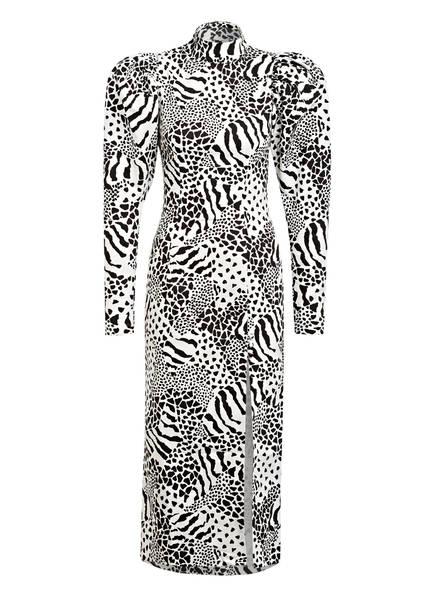 ROTATE BIRGER CHRISTENSEN Kleid THERESA, Farbe: WEISS/ SCHWARZ (Bild 1)