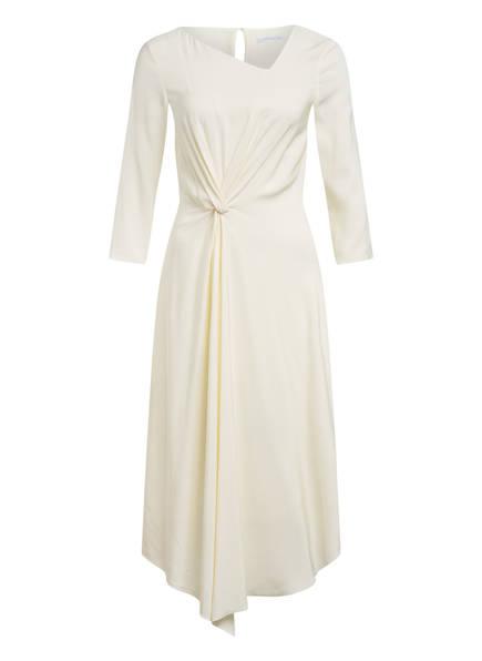 PATRIZIA PEPE Kleid mit 3/4-Arm, Farbe: ECRU (Bild 1)