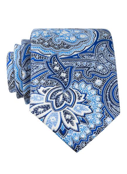 PAUL Krawatte, Farbe: BLAU/ HELLBLAU/ SCHWARZ (Bild 1)