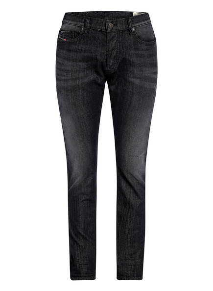 DIESEL Jeans D-LUSTER Extra Slim Fit, Farbe: 02 BLACK (Bild 1)