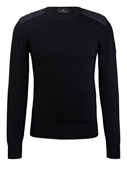 BELSTAFF Pullover KERRIGAN, Farbe: SCHWARZ (Bild 1)