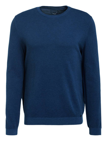 OLYMP Pullover , Farbe: DUNKELBLAU (Bild 1)