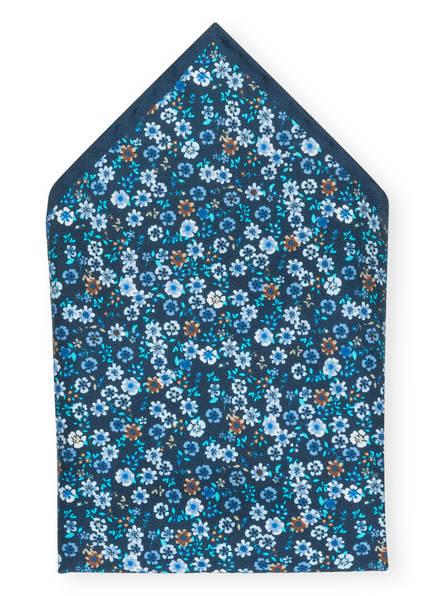 OLYMP Einstecktuch, Farbe: BLAU/ HELLBLAU (Bild 1)
