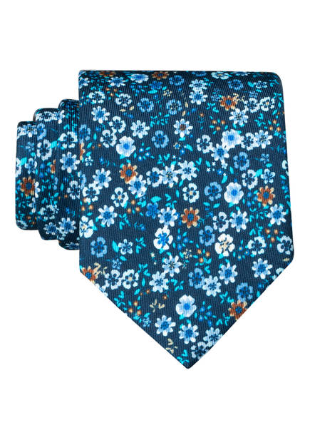 OLYMP Krawatte, Farbe: BLAU/ HELLBLAU (Bild 1)