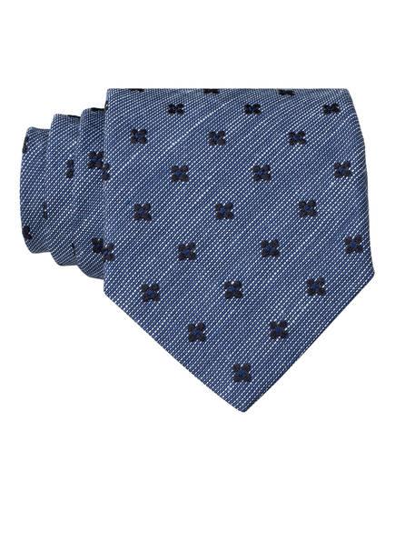 OLYMP SIGNATURE Krawatte, Farbe: BLAU (Bild 1)