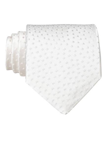 OLYMP SIGNATURE Krawatte, Farbe: WEISS (Bild 1)