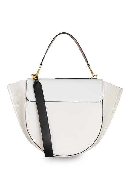 WANDLER Handtasche HORTENSIA BIG, Farbe: WEISS (Bild 1)