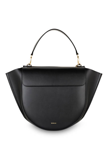 WANDLER Handtasche HORTENSIA BIG, Farbe: SCHWARZ (Bild 1)