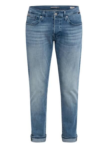 mavi Jeans Slim Fit , Farbe: 28700 mid brushed ultra move (Bild 1)