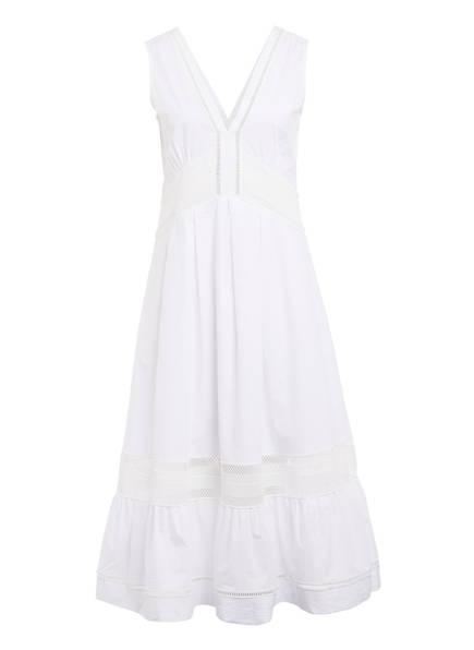 RIANI Kleid mit Spitzendetails, Farbe: WEISS (Bild 1)