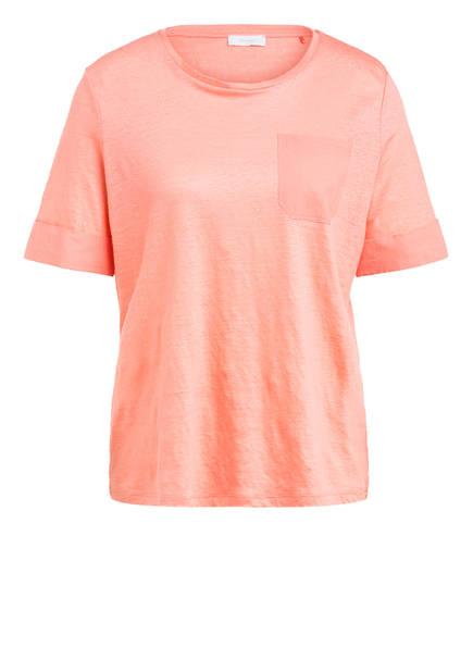 RIANI T-Shirt aus Leinen, Farbe: LACHS (Bild 1)