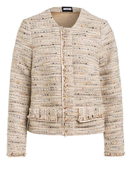 RIANI Tweed-Blazer, Farbe: CREME/ BEIGE (Bild 1)