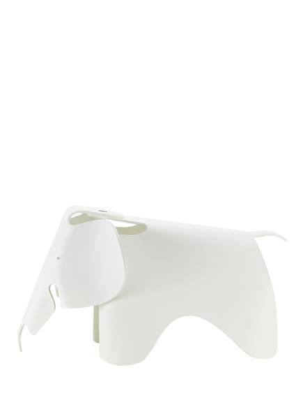 vitra Dekofigur EAMES ELEPHANT, Farbe: WEISS (Bild 1)
