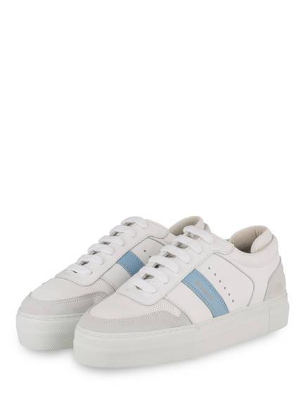 AXEL ARIGATO Sneaker , Farbe: WEISS/ GRAU/ HELLBLAU (Bild 1)