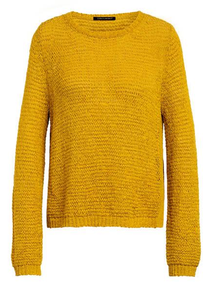 LUISA CERANO Pullover , Farbe: DUNKELGELB (Bild 1)