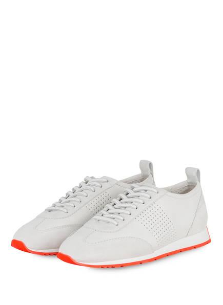 KENNEL & SCHMENGER Sneaker STRIKE, Farbe: WEISS/ HELLGRAU (Bild 1)