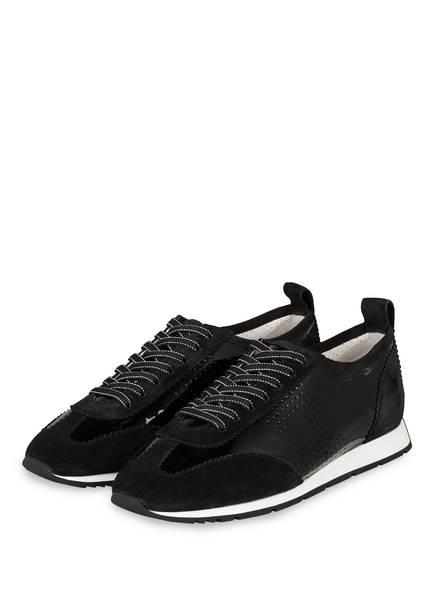 KENNEL & SCHMENGER Sneaker LEVEL, Farbe: SCHWARZ (Bild 1)